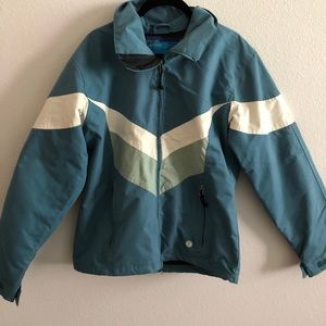 Burton XS tea snowboard ski jacket coat